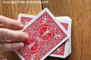 Cara Login Poker Android dan iOS